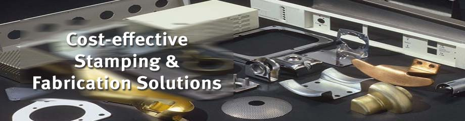 Cost-effective Stamping and Fabrication Solutions
